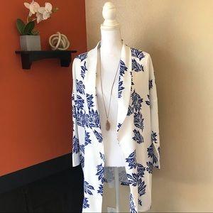 Tops - NEW Floral Boho Open Front Kimono